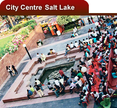 City Centre Malls, Salt Lake